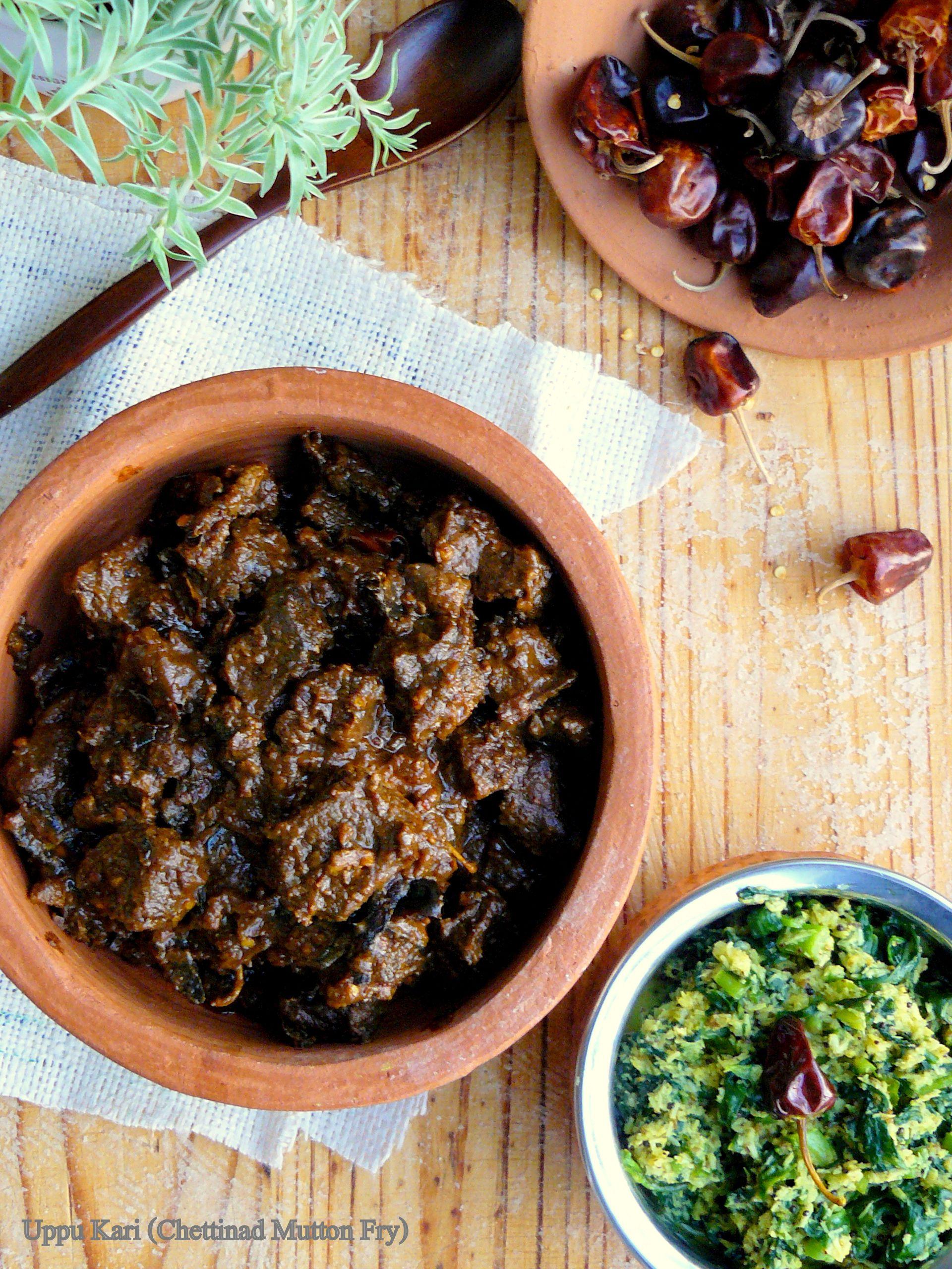 Uppu kari chettinad mutton fry thespiceadventuress food recipes forumfinder Choice Image