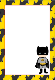 Free Printable Batman Invitations Cards Or Labels Lego