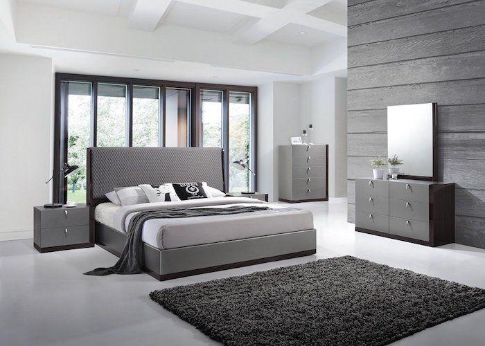 1001 + atemberaubende Ideen für Wandfarbe Grau | Modern ...