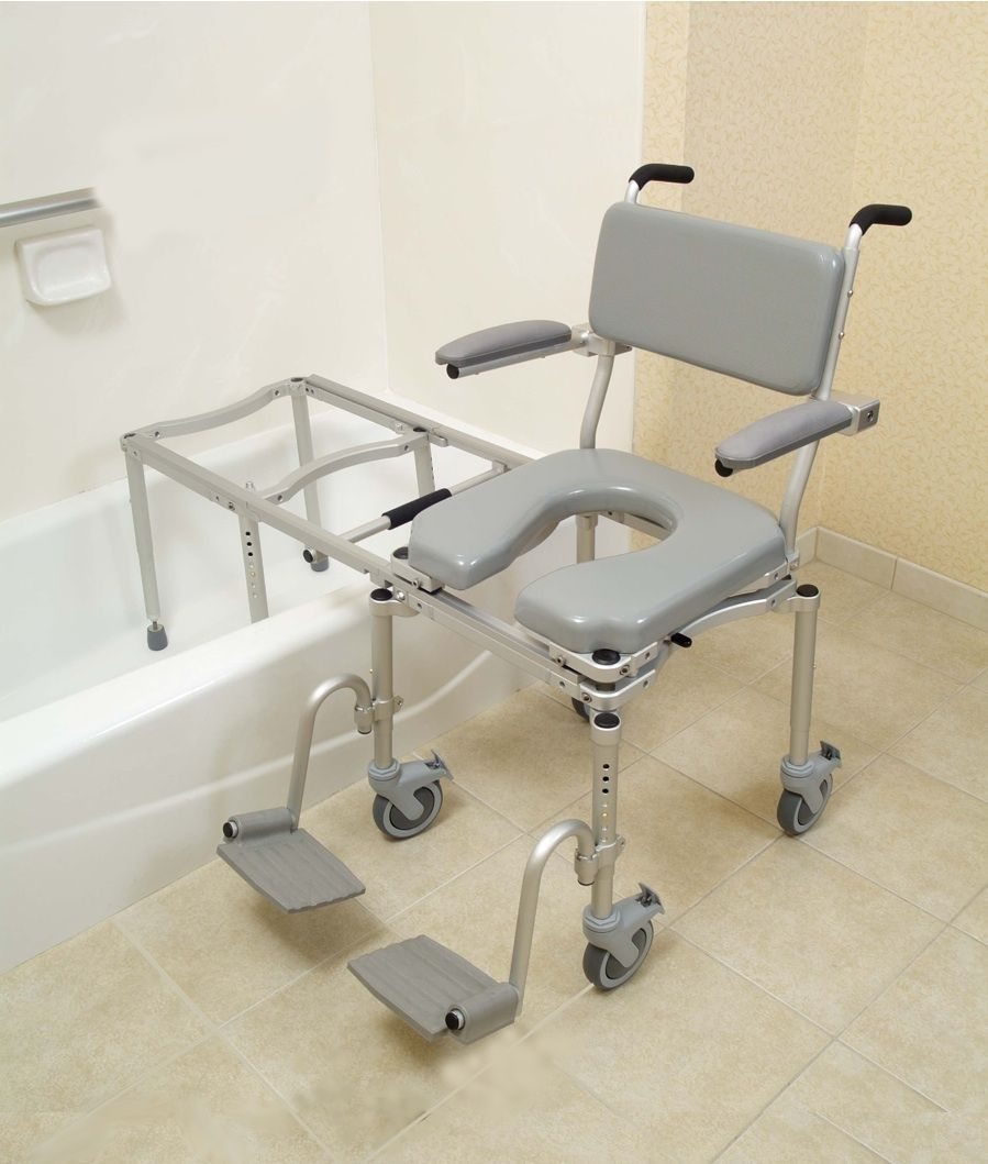 ... Large size of Medical sliding bathtub transfer bench maddak sliding transfer bench with caster wheel chair ...