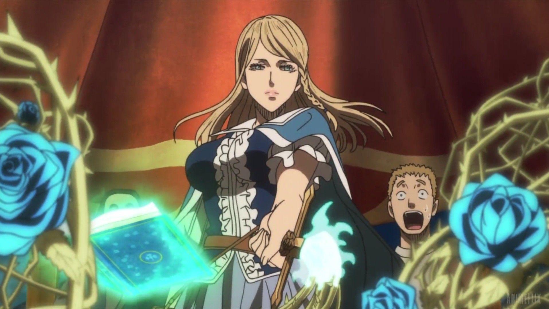 Charlotte Roselei Anime Anime Art Art