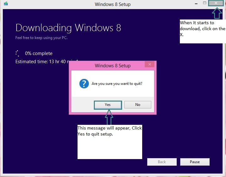 How to download ISO version of Windows 8.1 - Configuration - Windows 8