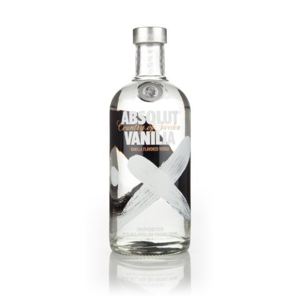 Absolut Vanilia Vodka Absolut Vanilla Vanilla Vodka
