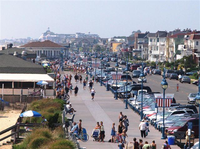 Boardwalk in Belmar, Jersey Shore | Places | Pinterest ...