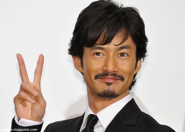 イケメン俳優、竹野内豊の魅力②まるで少年!お茶目な一面も♡