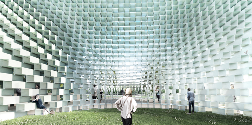 Big Unveils Its Design For The 2016 Serpentine Gallery