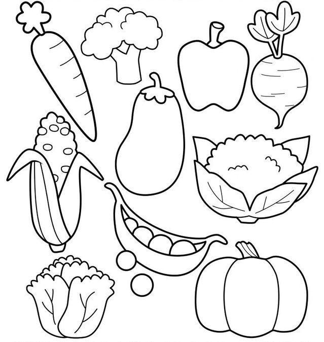 Pin De Eeee En Podgotovka K Shkole En 2020 Alimentos Para Colorear Frutas Para Colorear Alimentos Preescolar