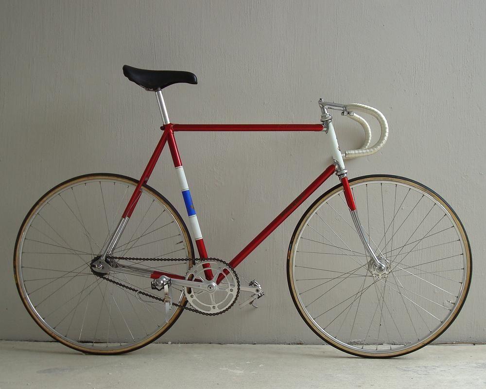 72 Raleigh Professional Track 73 Colours Road Bike Vintage Bike Bike Swag