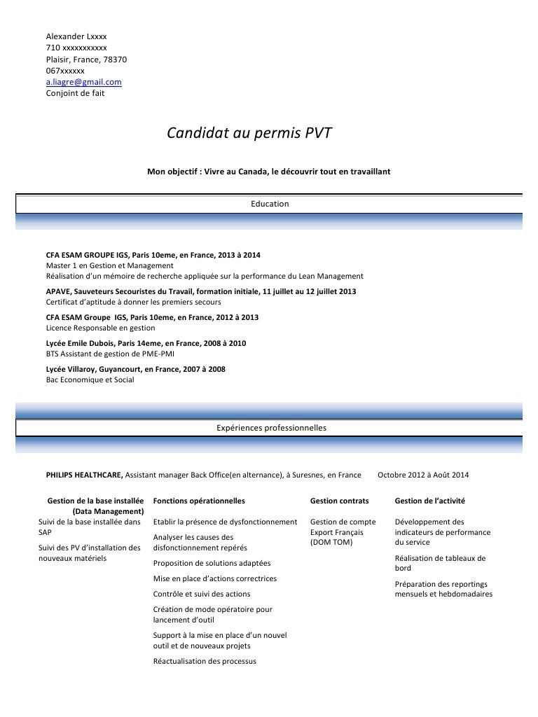 Exemple Cv En Alternance Lettre De Motivation Modeles De Lettres Exemple Cv