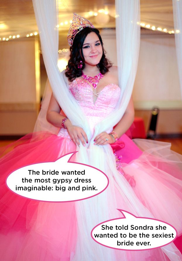 Alyssa\'s Bridal Bling Pop-Up Pictures: Photos: TLC #MBFAGW ...