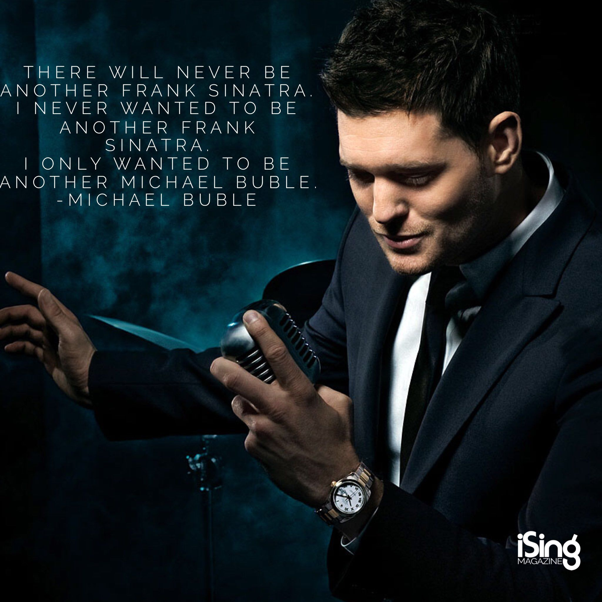 """iSingMag on Twitter: """"Happy Birthday to four-time Grammy winner and smooth crooner @michaelbuble! #iSingDoYou #MichaelBuble https://t.co/TOfkWVBstE"""""""