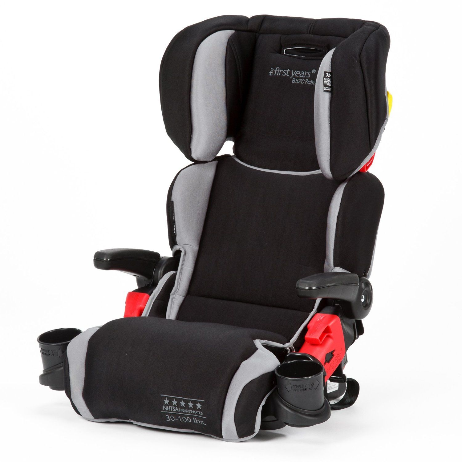 Child Safety Booster Car Seats. The First Years Compass