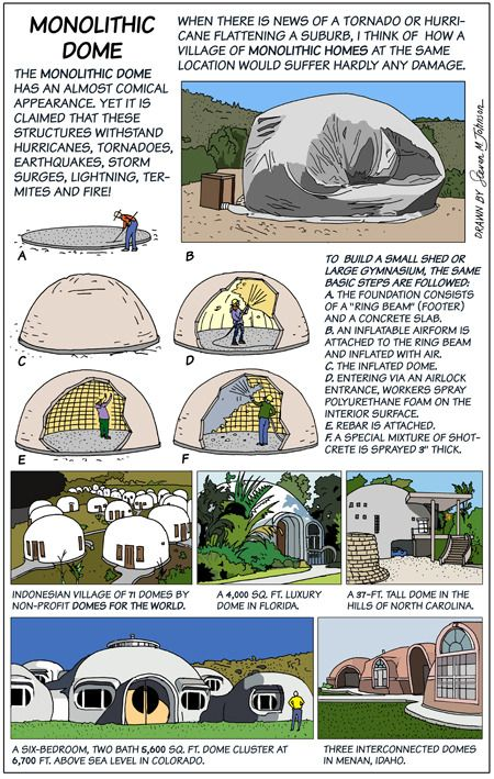 Best 25 monolithic dome homes ideas on pinterest dome - The geodesic dome in connecticut call of earth ...