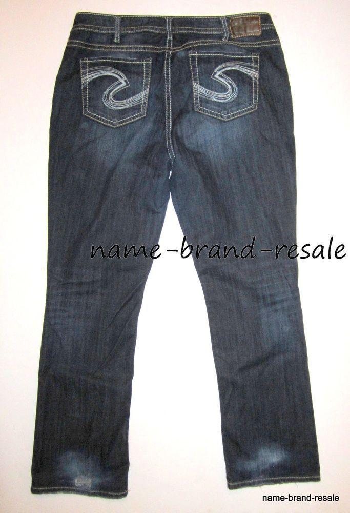 Details about TORRID SILVER NATSUKI Jeans Womens PLUS Size 20 x 33 ...