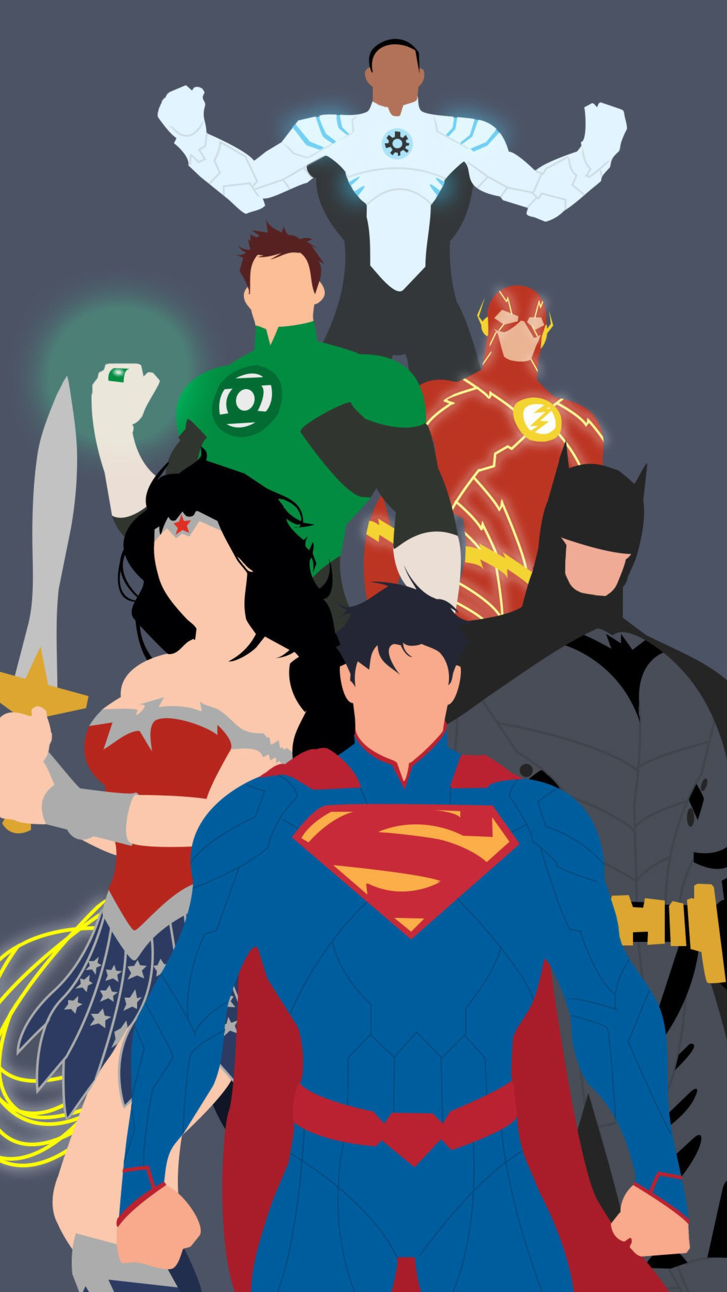 Justice League Minimalist, HD Superheroes Wallpapers Photos and Pictures ID#24732 Justice League Mi
