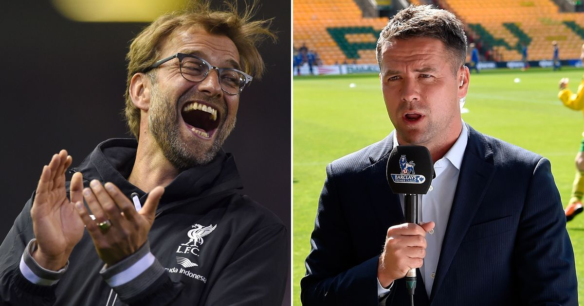 """Michael Owen: """"Who's better than Liverpool? Who's bigger than Liverpool? Who can you go to? Barcelona and Real Madrid will attract anyone I suppose but after that I can't imagine you're going to go anywhere else in the Premier League."""""""