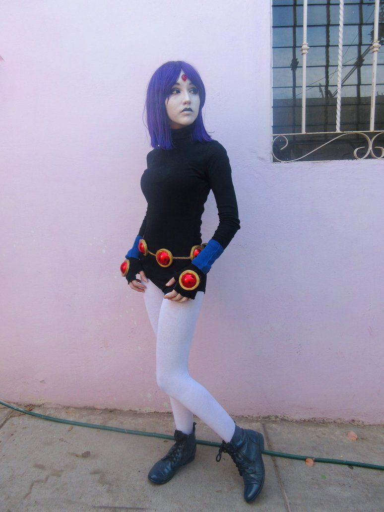 Raven Teen Titans Cosplay S Meriweather by VbianeyBK.deviantart.com ...