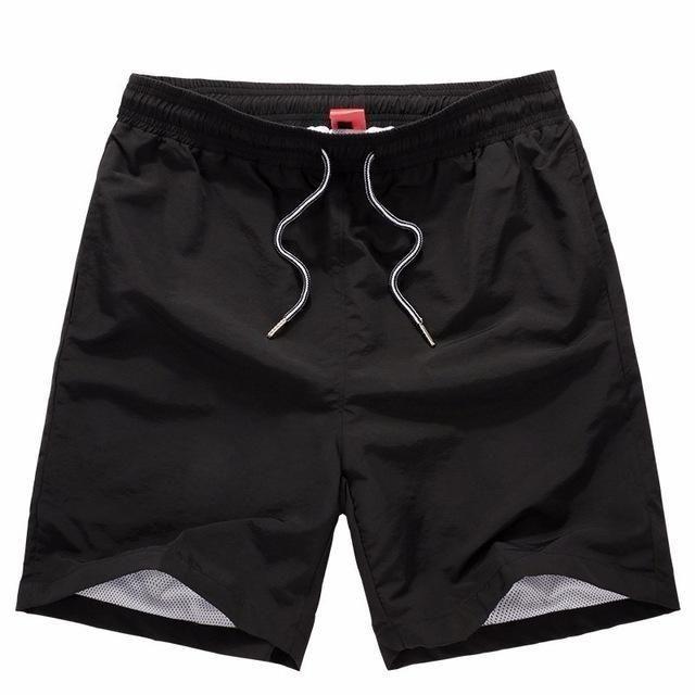 Lincoln Shorts - Black / M