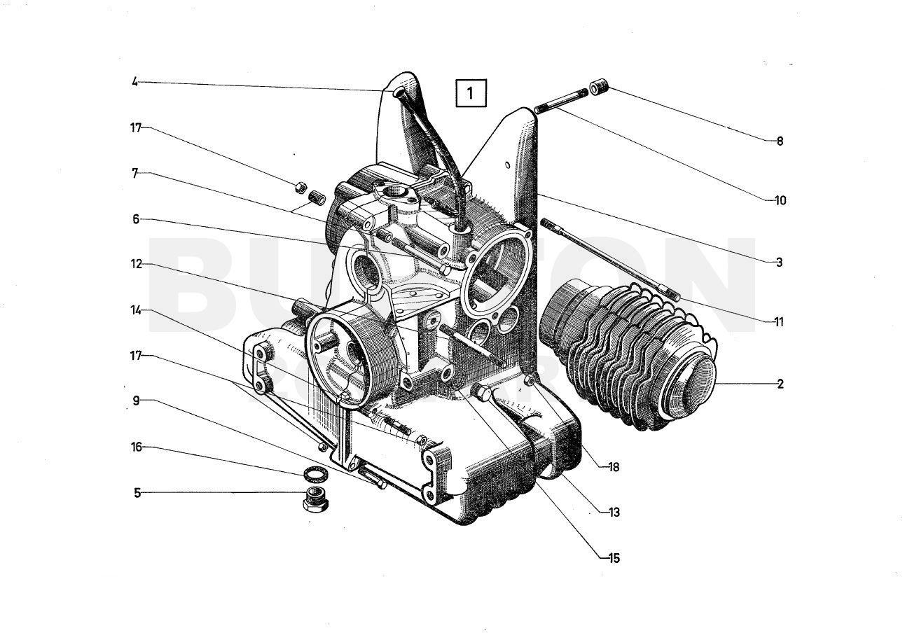 Burton 2cv Parts Motor 2cv6 652cc Big Bore Revisie A1 4309 De Cilinders Van Deze Motor Zijn Opgeboord Waardoor Het Slagvolume 652c Motor Citroen Automobile