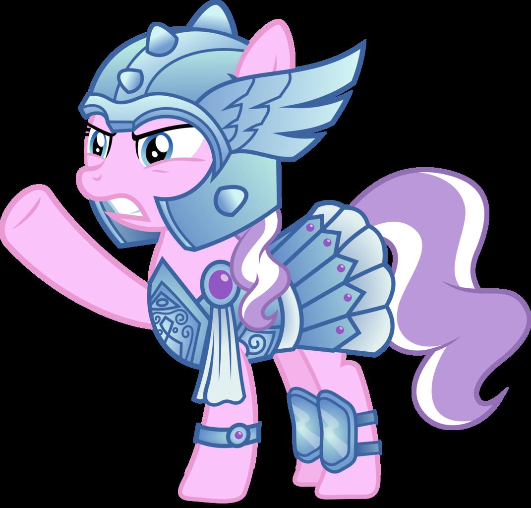 1534253 Absurd Res Armor Artist Punzil504 Diamond Tiara Earth Pony Female Helmet Mare Mighty Helm Older Pony My Little Pony 1 My Little Pony Dress