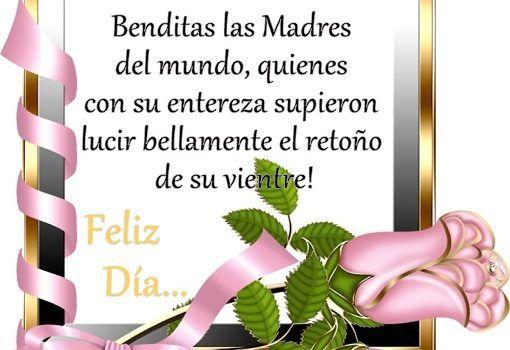 Imagenes Para El Dia De La Madre Feliz Día De La Madre Feliz Día Mamá Frases Poema Para La Madre