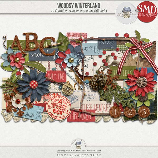 """Woodsy Winterland 