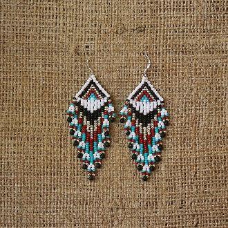 White Buffalo Earrings | Jewelry Inspirations | Pinterest ...