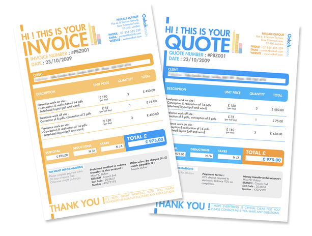 10 creative invoice template designs design inspiration invoice