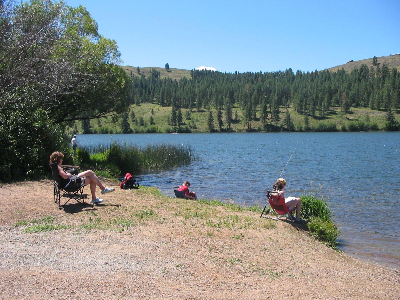 Pearrygin Lake State Park Winthrop Washington State Parks Washington Camping Camping Trip Checklist