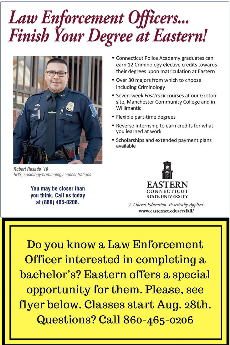 Eastern wants to help you your educational