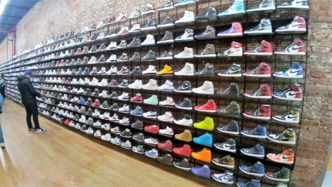 Où acheter des Sneakers et des Converse à New York? | NYC