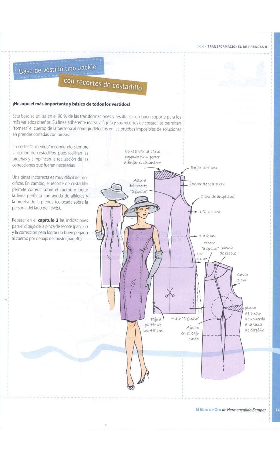 Costura,Patrones y mucho mas | Конструирование моделирование ...