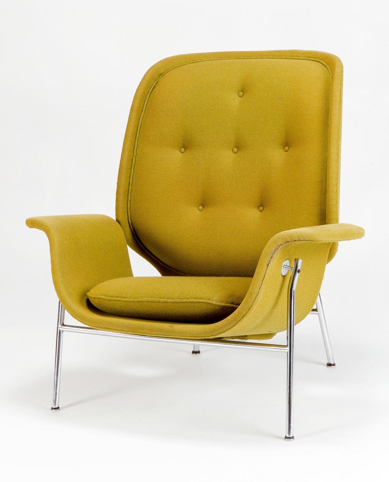 1956 Kangaroo Chair George Nelson For Herman Miller Furniture