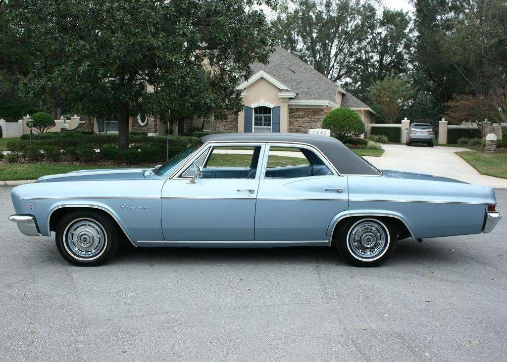 1966 Chevrolet Impala For Sale 2055874 Hemmings Motor News Impala For Sale Chevrolet Impala Chevrolet