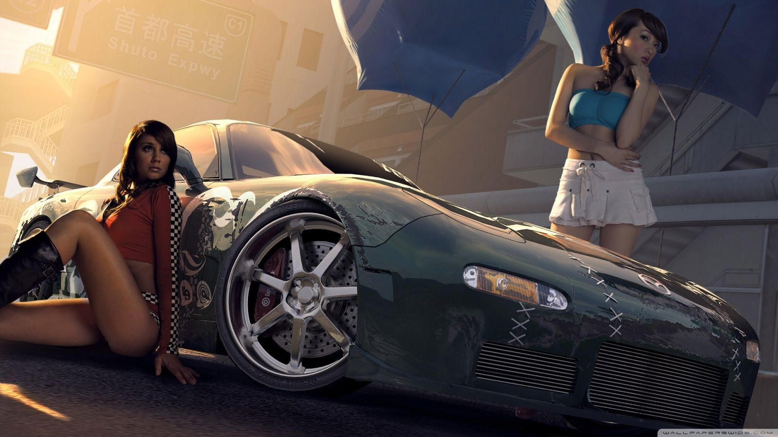Need For Speed The Run HD Desktop Wallpaper Widescreen High