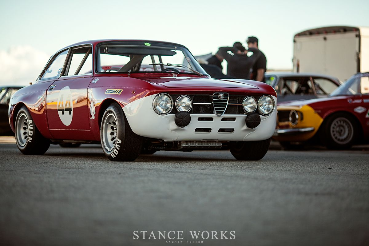 Pin By Hector Vazquez On Hectorracing Pinterest Alfa Romeo Springs The Owners Of Southern California Gathered At Willow For A Weekend Vintage Racing To Honor Fellow Racer Alan Ward