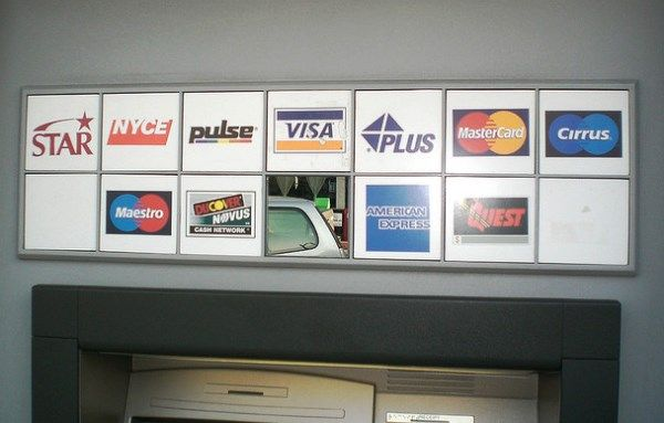 capital one credit card at atm