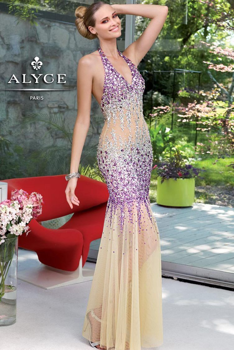 Alyce beaded tulle mermaid dress mermaid gown pageants and