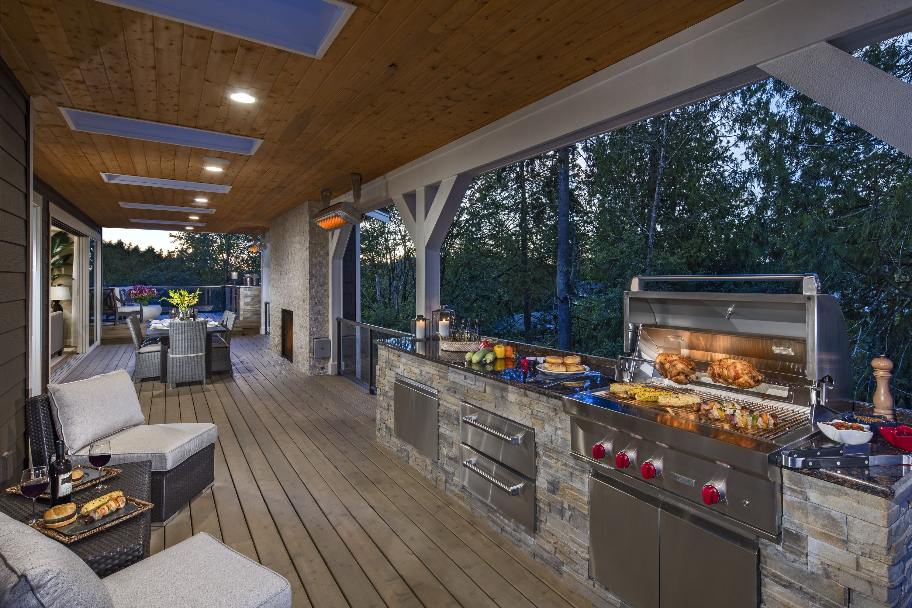 Pipers Glen In 2019 Patio Kitchen Outdoor Kitchen