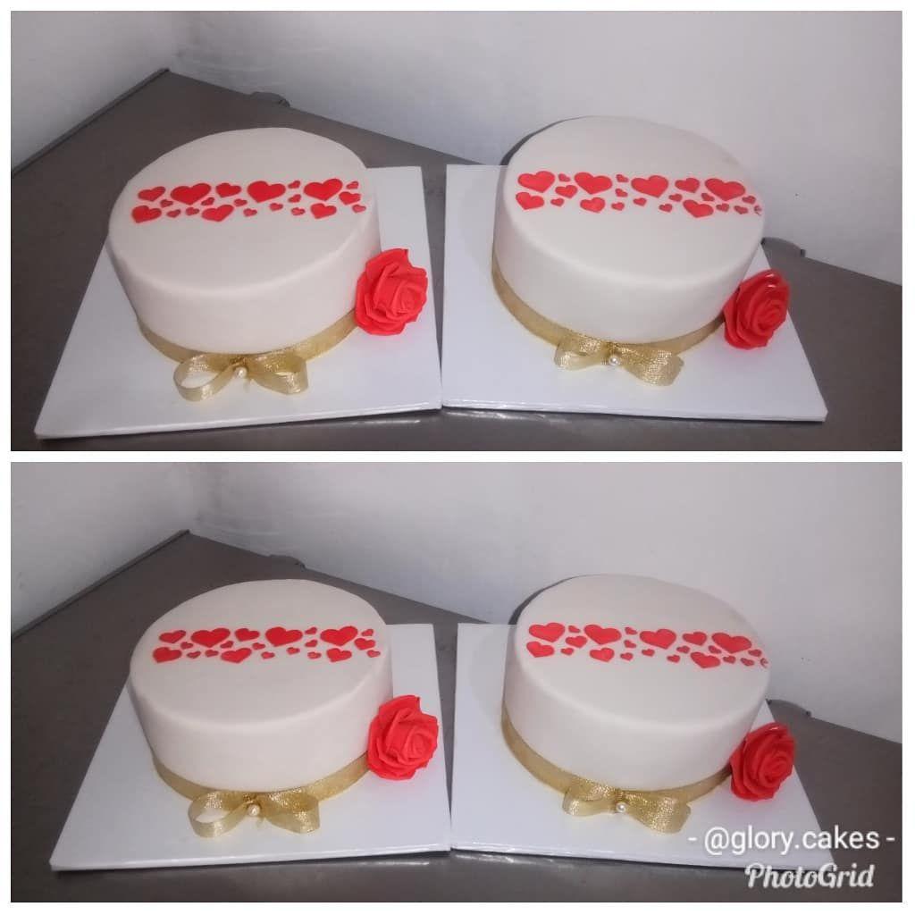Simple wedding cake by me karibuni @kes kwa mahitaji ya keki smart, tamu na kwa bei nafuu  🔥🔥🔥