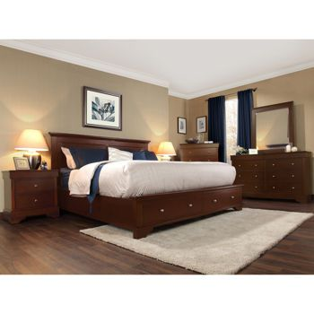 Costco Sherbrooke 6 Piece King Storage Bedroom Set My Style