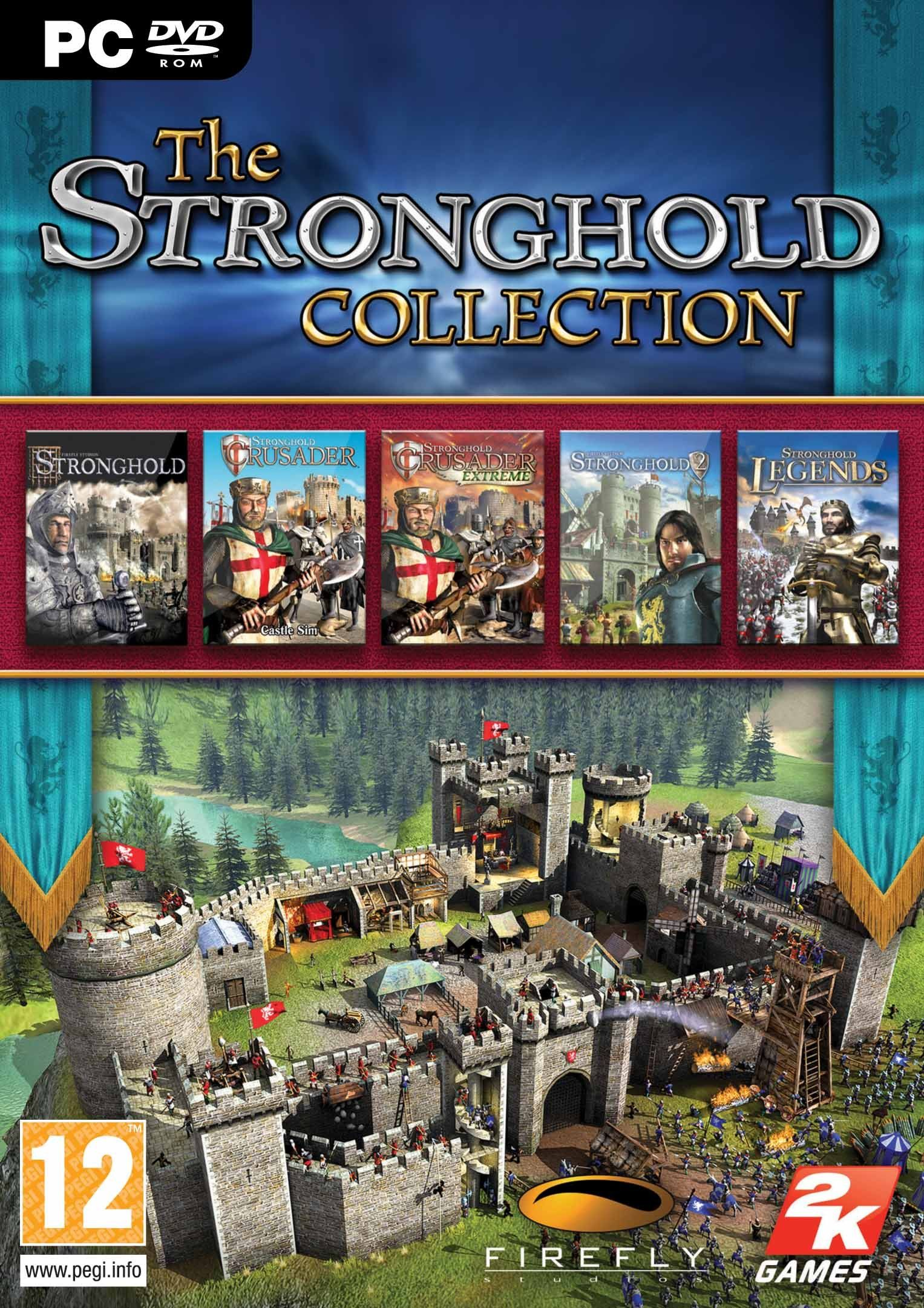 The Stronghold Collection (PC DVD) Amazon.co.uk PC