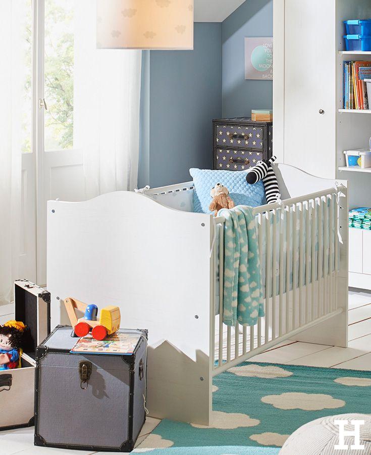 Kinderbett Linda, gefunden bei Möbel Höffner (mit Bildern