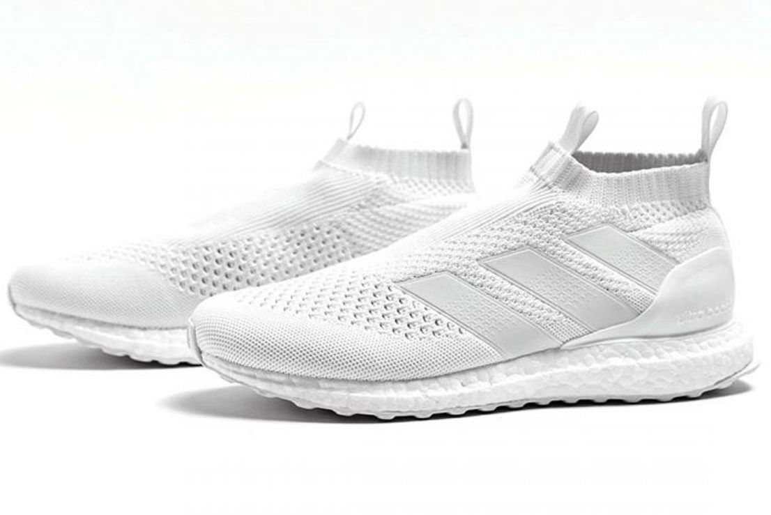 Sneaker Review  Adidas Ace 16+ Pure Control Ultra Boost  Triple White  -  Purchase Link  UltraBoost 8da5383a3b636