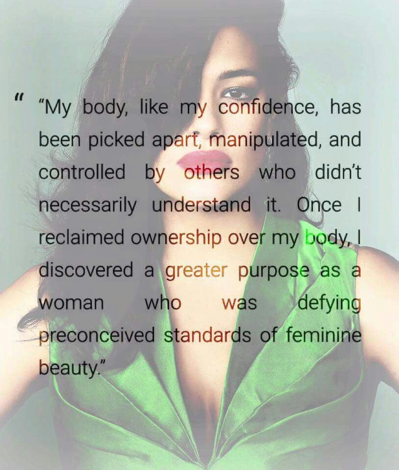 She is my Fit-Spiration!! Ashley Graham