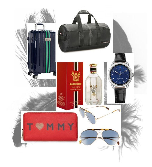 """""""Tommy H."""" by sabii-dlii ❤ liked on Polyvore featuring Tommy Hilfiger"""