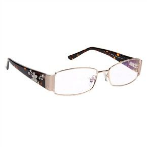 womens eyewear with crystal flowers las eyeglass frames