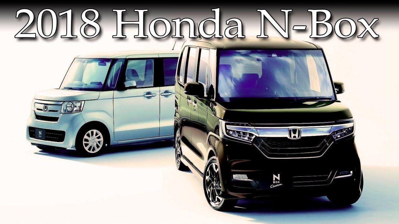 Best images of New Model 2018 HONDA N-Box Car   Honda, All ...