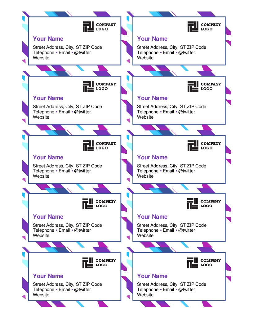 The Cool 015 Template Ideas Microsoft Business Card Templates Inside Bus Business Card Template Word Free Business Card Templates Free Printable Business Cards