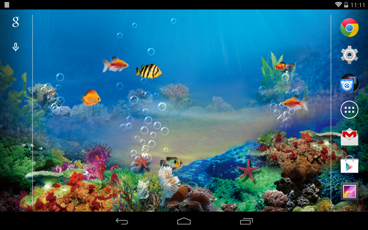 3d sea aquarium screensaver windows Telas